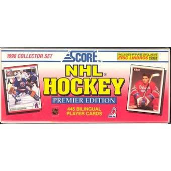 1990/91 Score Canadian Hockey Factory Set