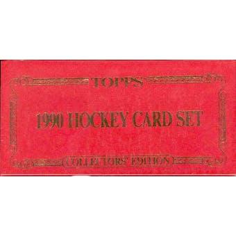 1990/91 Topps Hockey Tiffany Factory Set