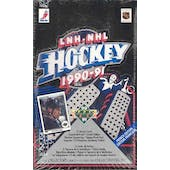 1990/91 Upper Deck French Low # Hockey Wax Box (Reed Buy)