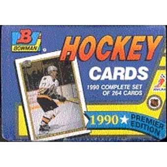 1990/91 Bowman Hockey Factory Set (Reed Buy)