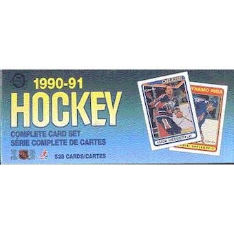 1990/91 O-Pee-Chee Hockey Factory Set