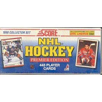 1990/91 Score U.S. Hockey Factory Set