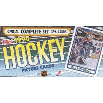 1990/91 Topps Hockey Factory Set