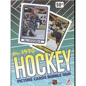 1990/91 Topps Hockey Wax Box (Reed Buy)