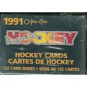 1990/91 O-Pee-Chee Premier Hockey Factory Set (Reed Buy)