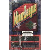 1994 Upper Deck Minor League Baseball Hobby Box (Reed Buy)