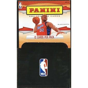2009/10 Panini Basketball Gravity Feed 48-Pack Box