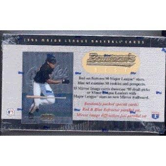 1995 Bowman's Best Baseball Hobby Box