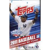 2011 Topps Series 1 Baseball Hobby Box