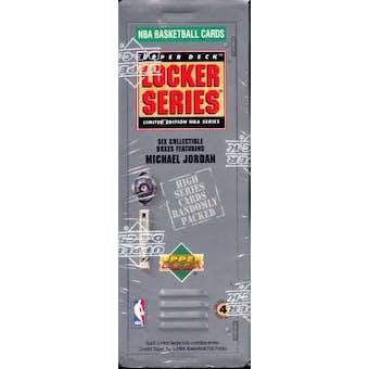 1991/92 Upper Deck Locker Hi # Basketball Hobby Box