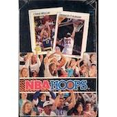 1991/92 Hoops Series 1 Basketball Wax Box (Reed Buy)