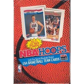 1991/92 Hoops Series 2 Basketball Wax Box
