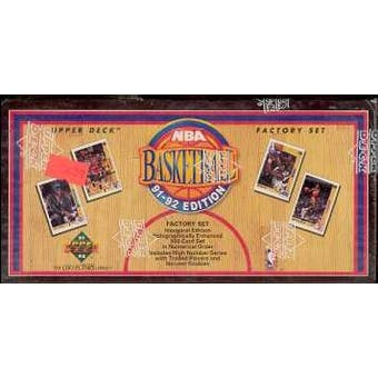 1991/92 Upper Deck Basketball Factory Set
