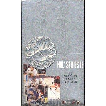 1991/92 Pro Set Platinum Series 2 Hockey Hobby Box