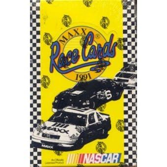 1991 Maxx Racing Hobby Box