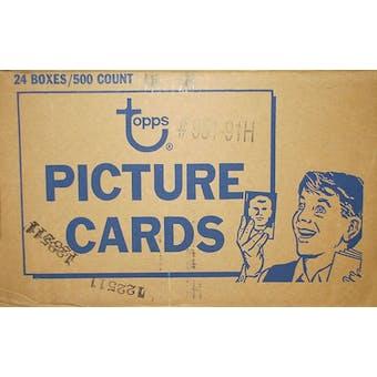 1991 Topps Baseball Vending 24-Box Case