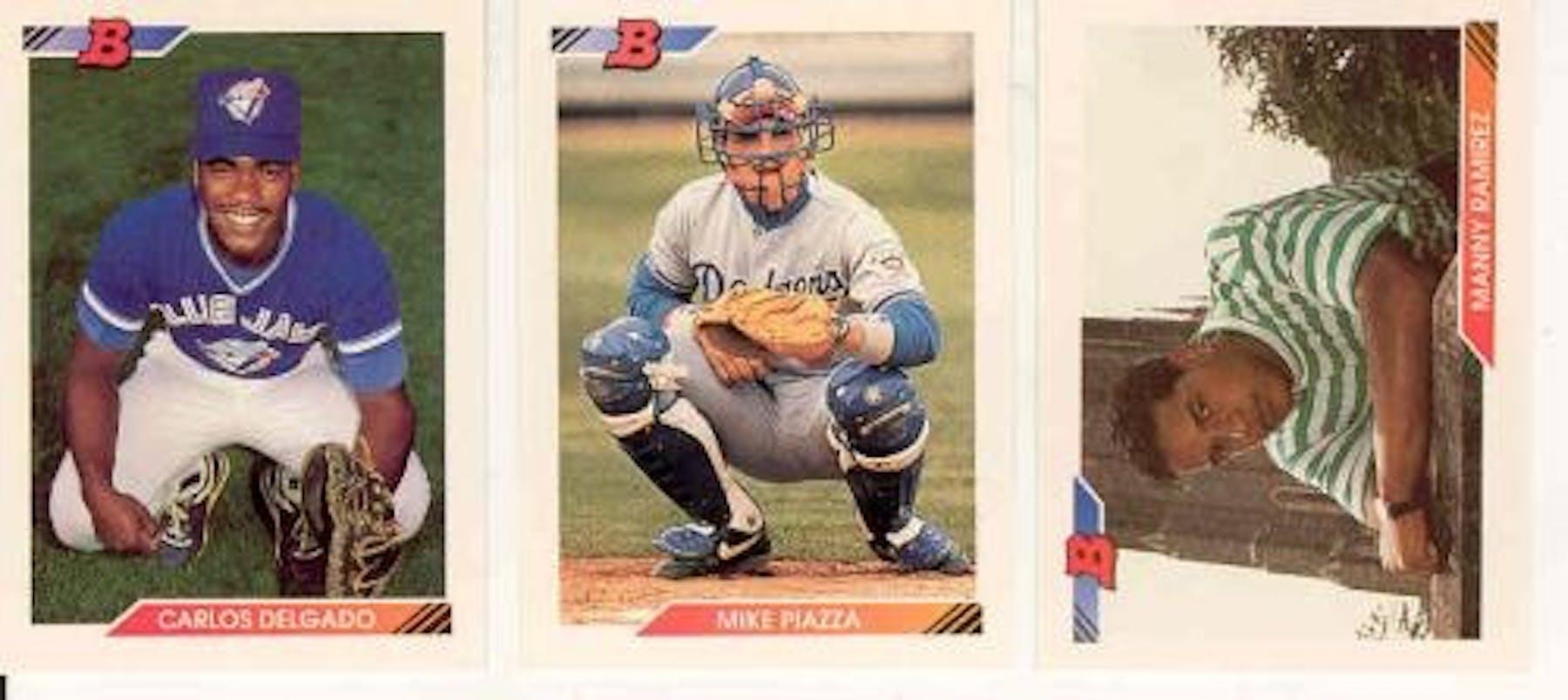 1992 Bowman Baseball Complete Set Nm Mt Da Card World