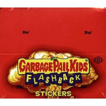 Garbage Pail Kids Flashback Series 2 Sticker Box (Topps 2011)