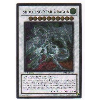 Yu-Gi-Oh Starstrike Blast 1st Ed. Single Shooting Star Dragon Ultimate Rare - SLIGHT PLAY (SP)