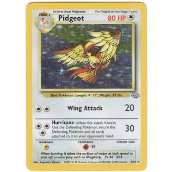Pokemon Jungle Single Pidgeot 8/64 - NEAR MINT (NM)
