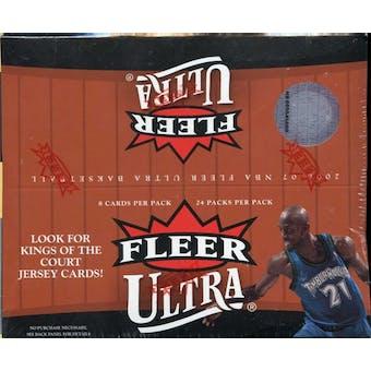 2006/07 Fleer Ultra Basketball 24-Pack Box