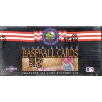 1992 Classic Best Minor League Baseball Factory Set