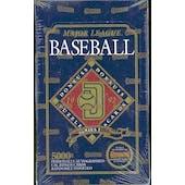 1992 Donruss Series 1 Baseball Hobby Box (Reed Buy)