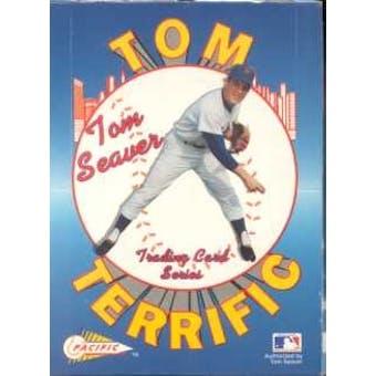 1992 Pacific Tom Terrific Seaver Baseball Hobby Box
