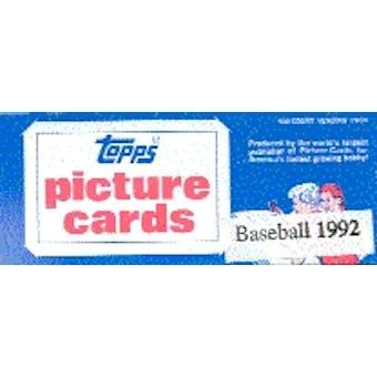 1992 Topps Baseball Vending 24-Box Case