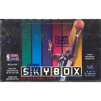 1992/93 Skybox Series 1 Basketball Hobby Box