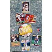 1992 Fleer Ultra Series 1 Baseball Hobby Box