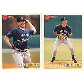 1993 Bowman Baseball Complete Set (NM-MT)
