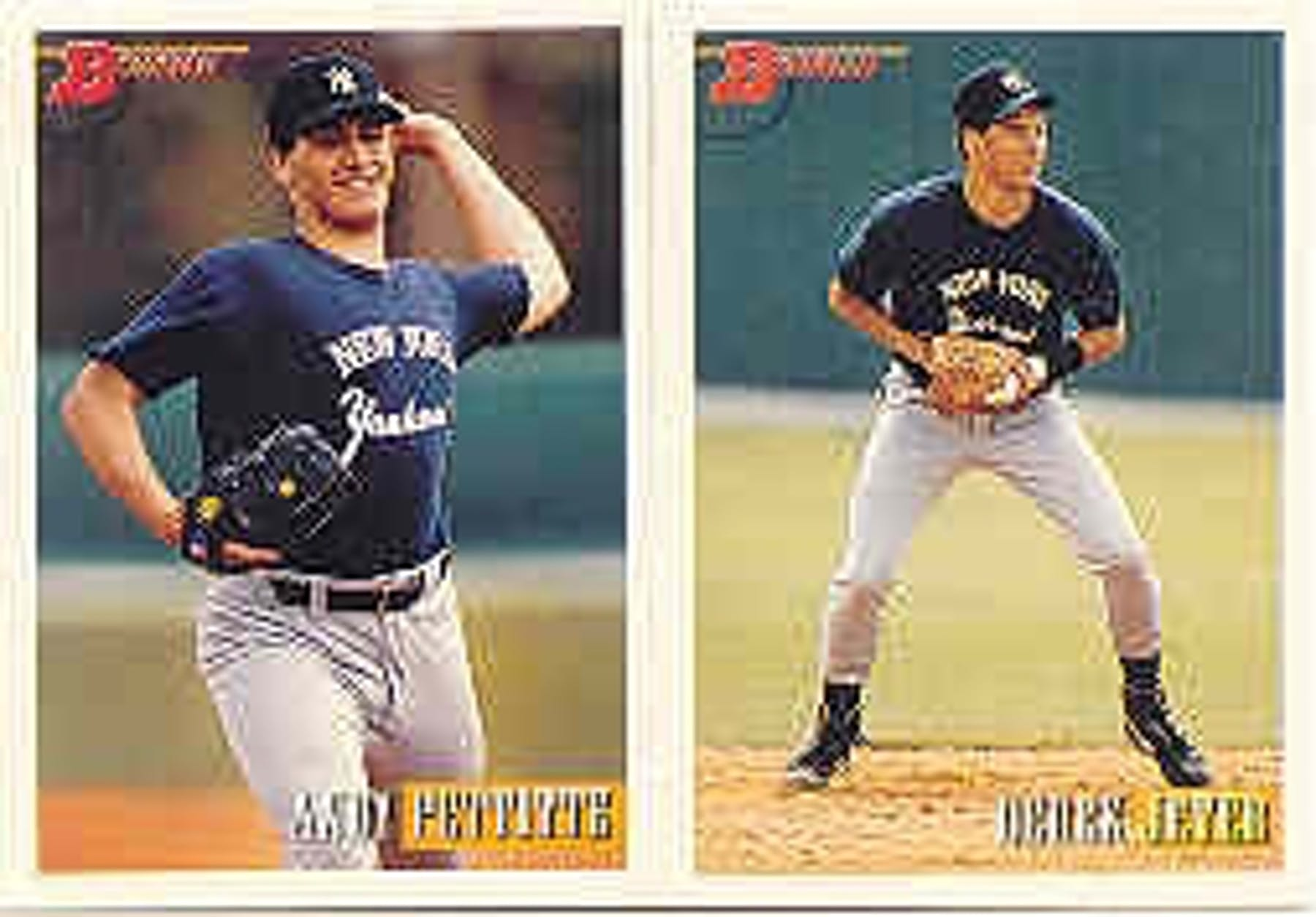 1993 Bowman Baseball Complete Set Nm Mt Da Card World
