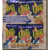 1993/94 Fleer Ultra Series 2 Basketball Jumbo Box