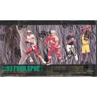 1993 Classic Four Sport Hobby Box