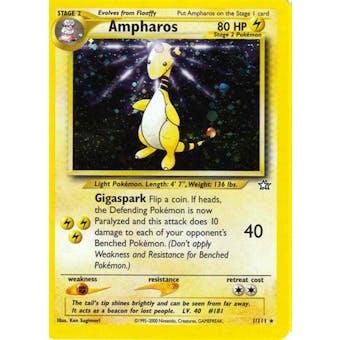 Pokemon Neo Genesis Single Ampharos 1/111