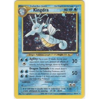 Pokemon Neo Genesis Single Kingdra 8/111