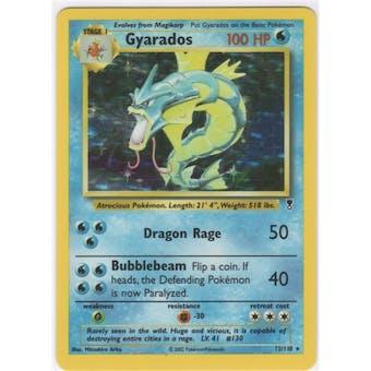 Pokemon Legendary Collection Single Gyarados 12/110
