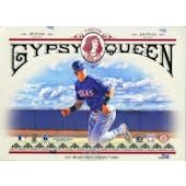 2011 Topps Gypsy Queen Baseball Hobby Box