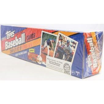 1993 Topps Baseball Factory Set (Florida Marlins Edition)