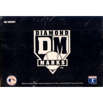 1993 Diamond Marks Baseball Hobby Box