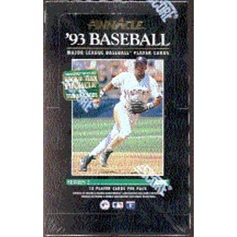 1993 Pinnacle Series 2 Baseball Hobby Box
