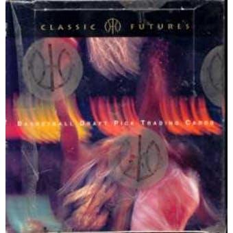 1993/94 Classic Futures Basketball Hobby Box