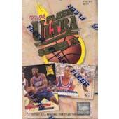 1993/94 Fleer Ultra Series 2 Basketball Hobby Box