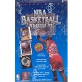 1992/93 Upper Deck Low # Basketball Hobby Box