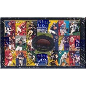 1993 Skybox Premium Football Hobby Box