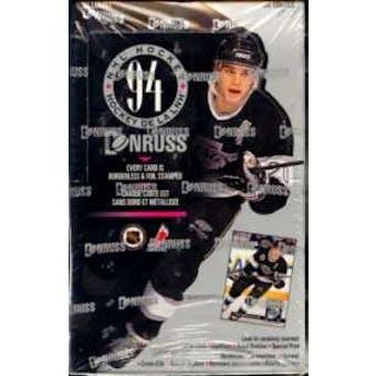 1993/94 Donruss Hockey Hobby Box