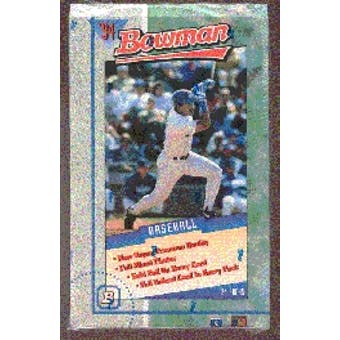 1994 Bowman Baseball Hobby Box