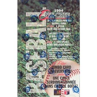 1994 O-Pee-Chee OPC Baseball Hobby Box