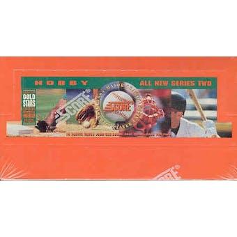 1994 Score Series 2 Baseball Hobby Box